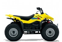 New Suzuki LTZ50L Quadsport