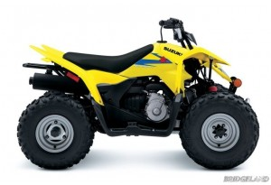 New Suzuki LTZ90M Quadsport 2020