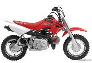 New Honda CRF50F 2019